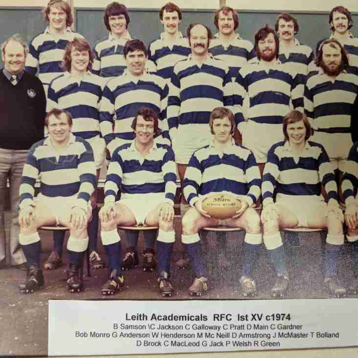 Leith Accies 1961 - 1978