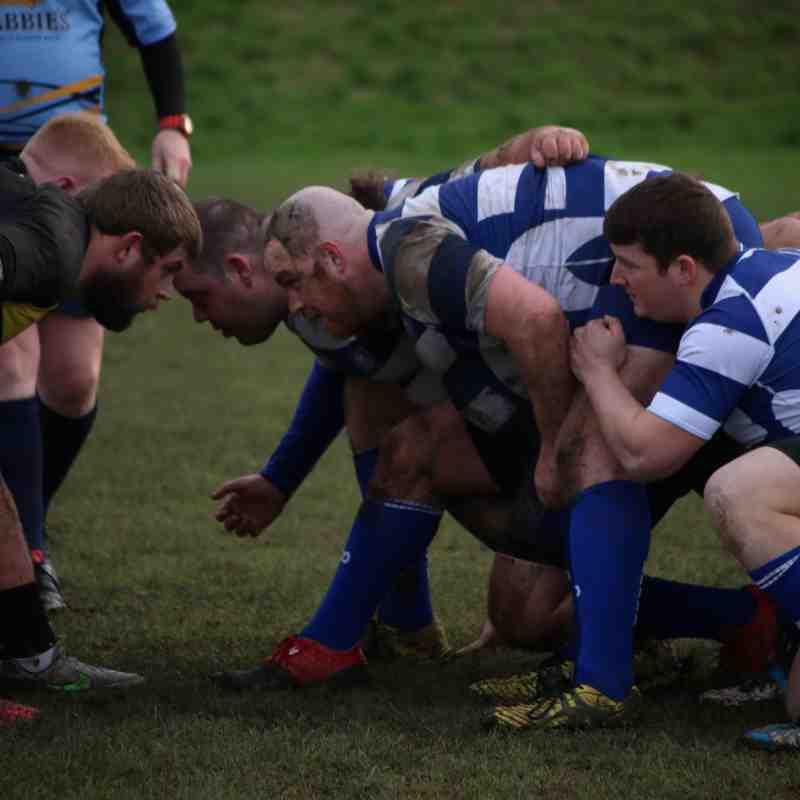 Leith v Trinity, Saturday 2nd December 2017