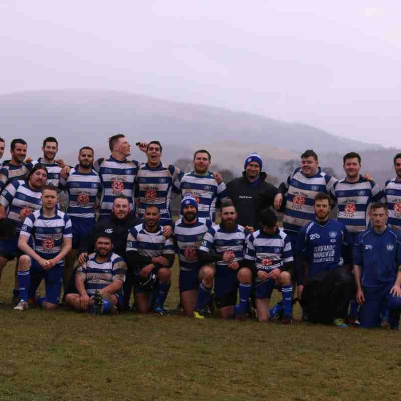 Walkerburn 26 - 65 Leith, Saturday March 31, 2018