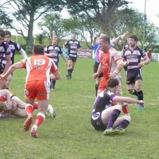 Exmouth smash Barnstaple in Cup Semi Final