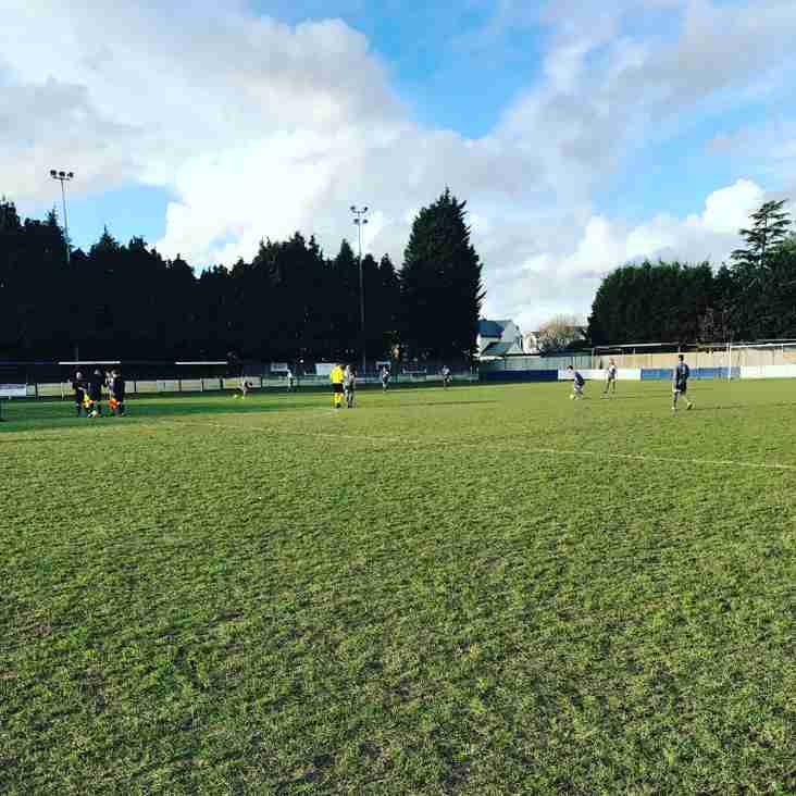 Chertsey Town 1 - 0 CB Hounslow