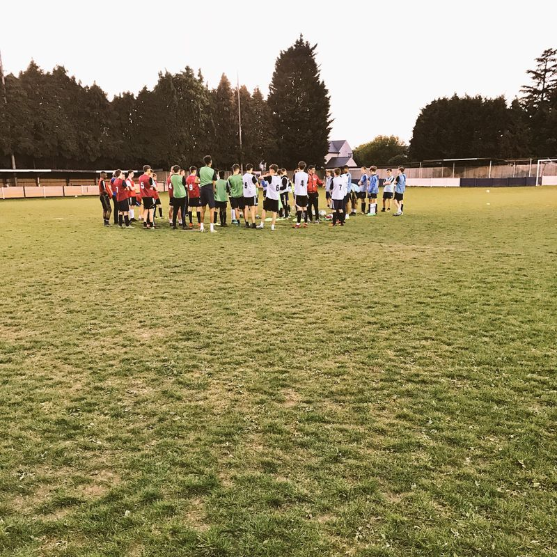 U18's Ryman Trials a Success