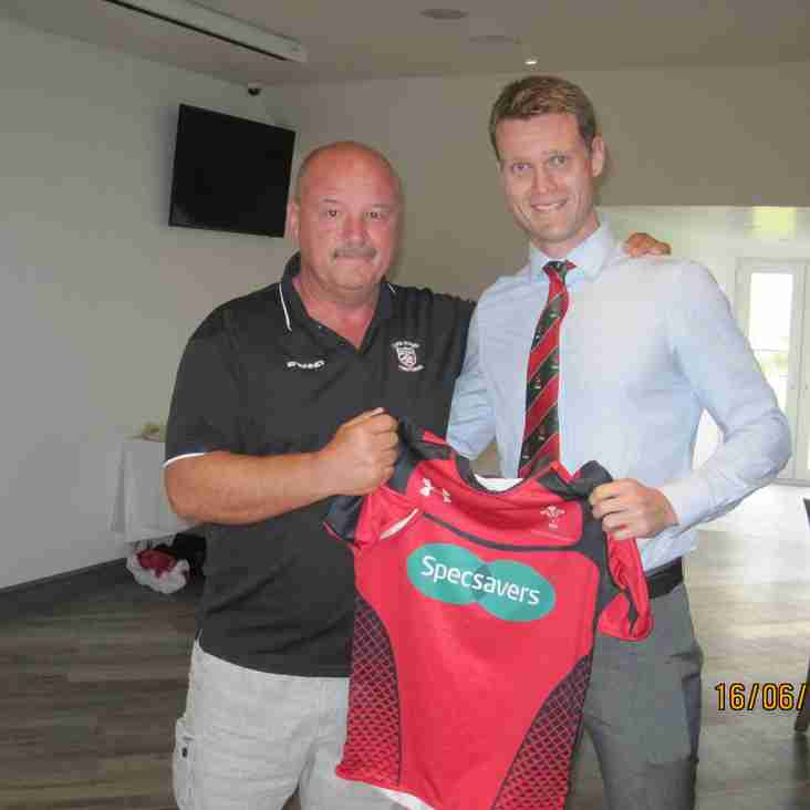 Well done  John Cudd | Captain Wales Deaf XV| Sevens World Cup winners