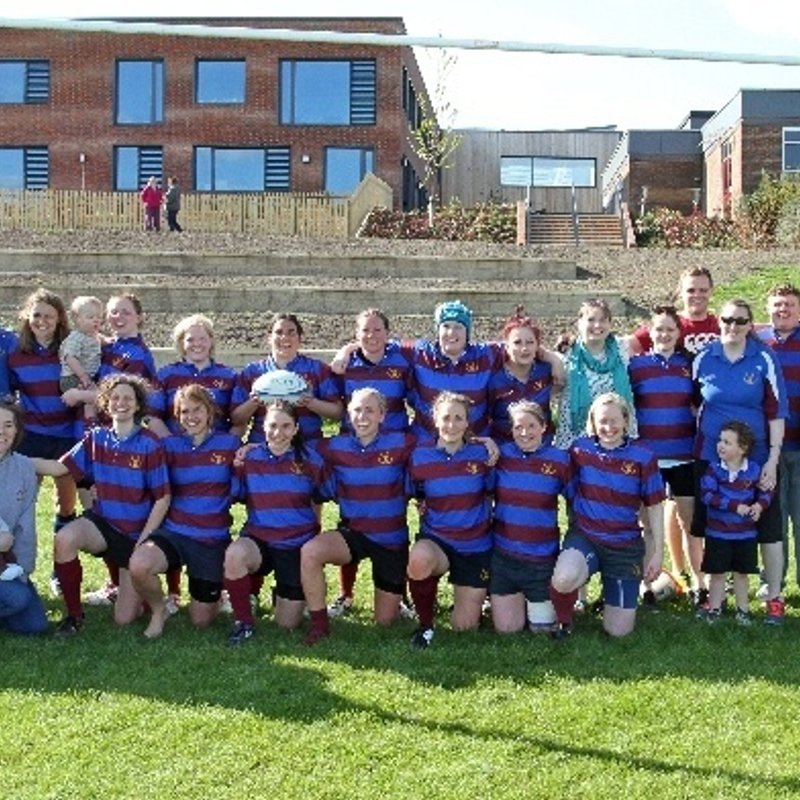 Women lose to Beckenham Ladies 19 - 0