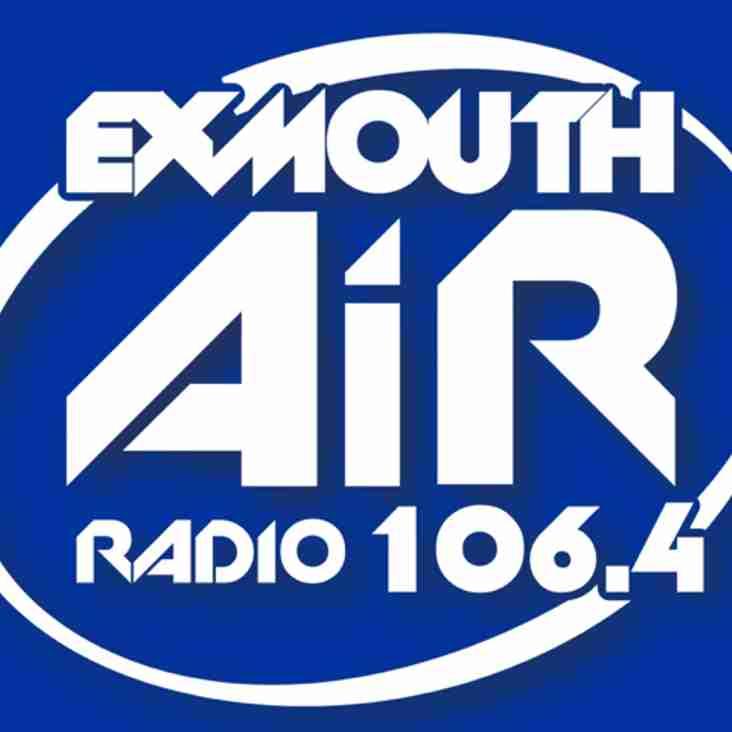 TB & JJ on Exmouth AIR Radio