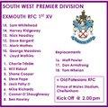 1st XV v Old Patesians RFC