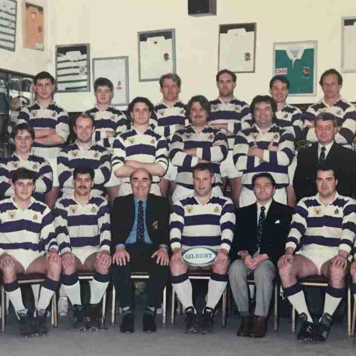 Past Players Day Next Saturday