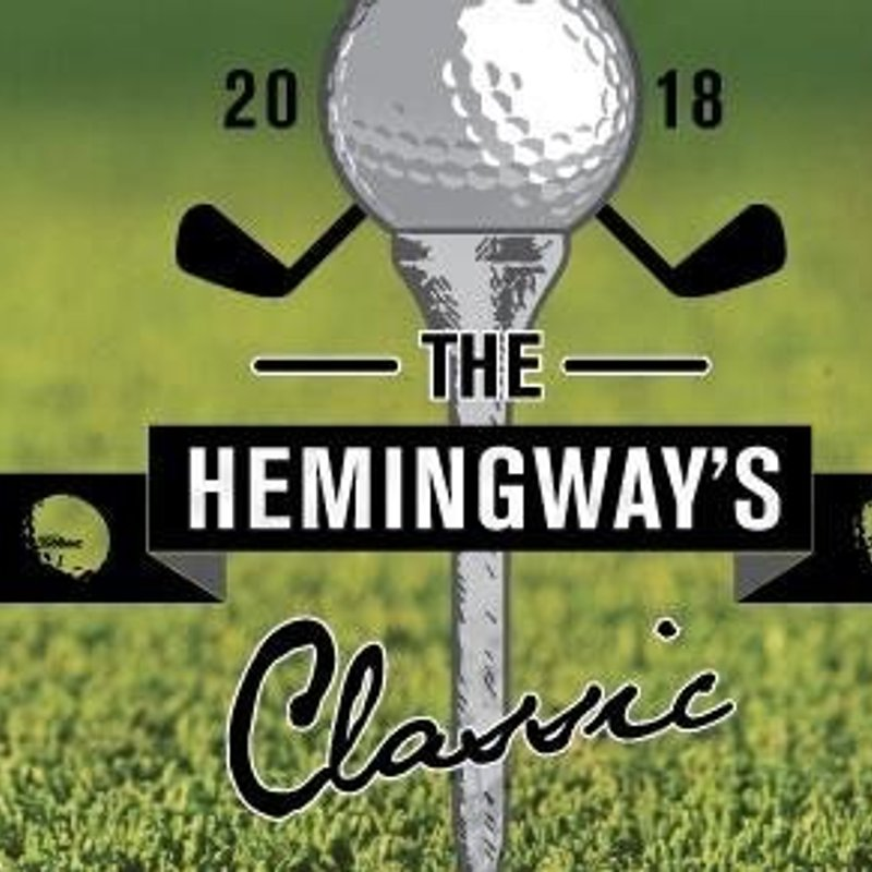Hemingways Annual Golf Tournament - BUSH WOODS