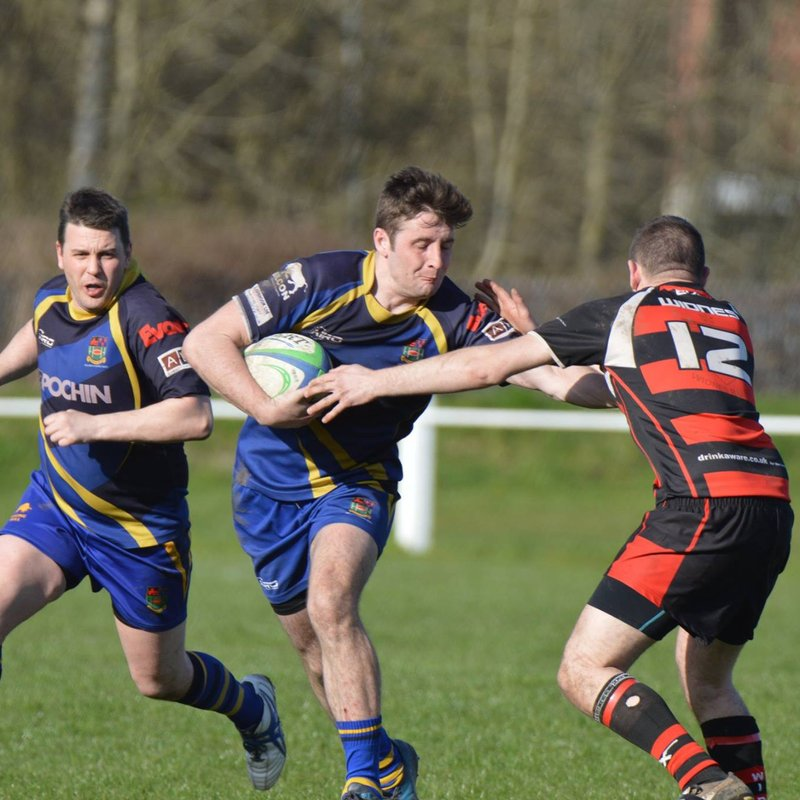 Widnes Too Stong for Chapel