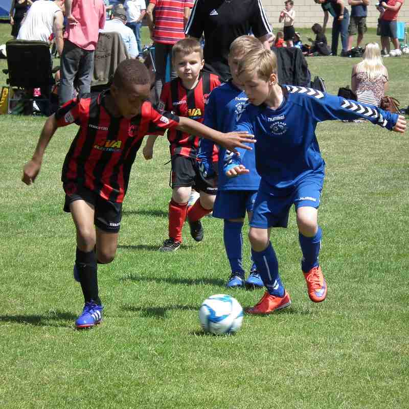 HBYFC Tournament 2015 Afternoon