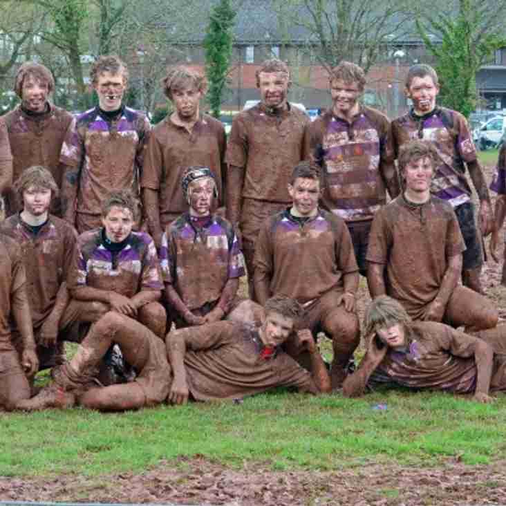 Mud Men!
