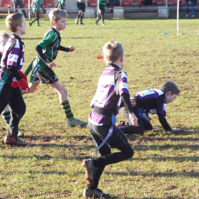 Exmouth v Withycombe 18/01/15