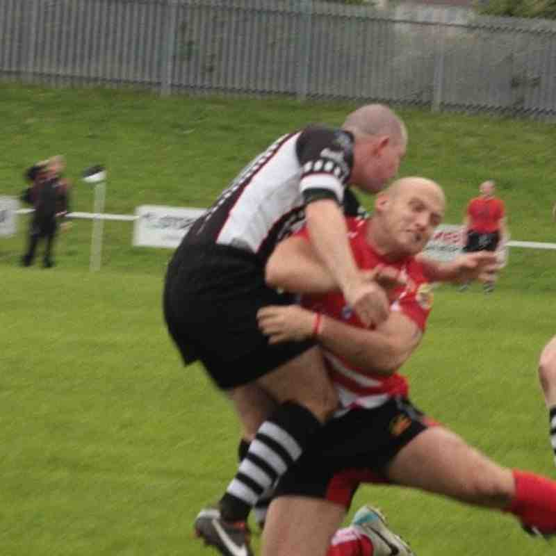 Workington 22 Bolton 49