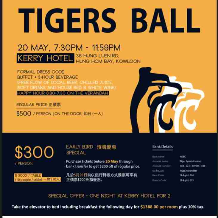Tigers Ball
