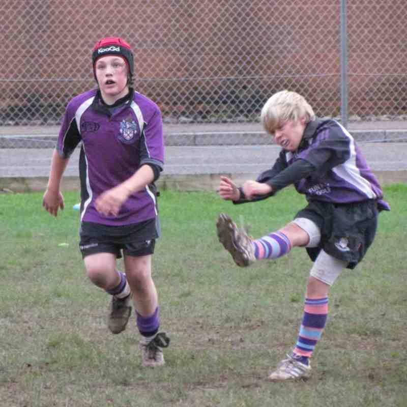 Under 12's v Collumptn 11th Dec 2011