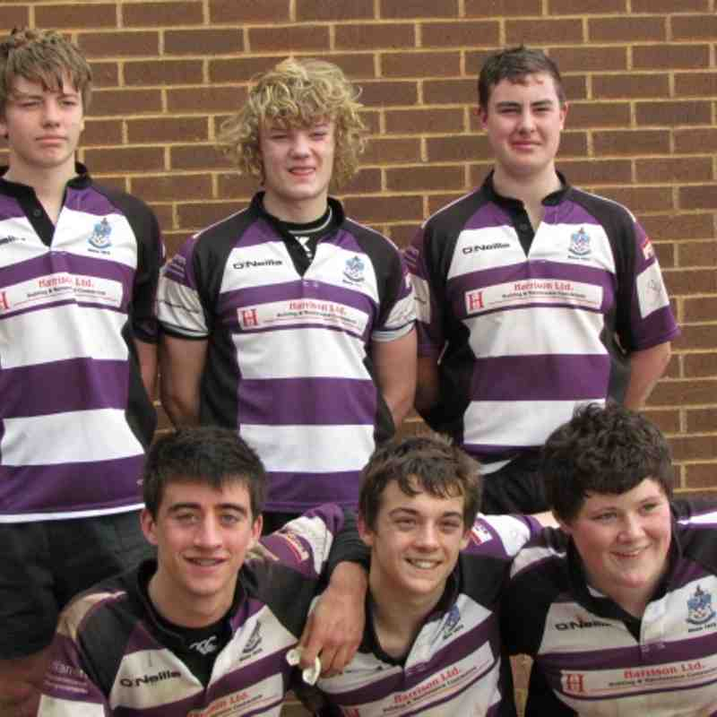 Congratulations to 6 of the Under 15's who have made the Devon Under 15's squad