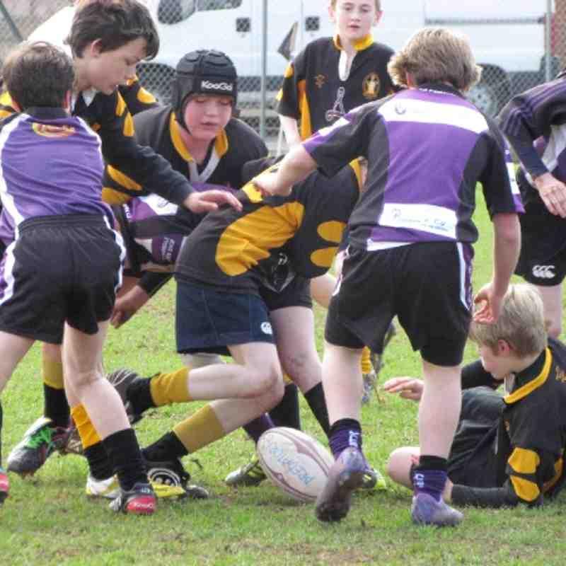 Under 12's vs Crediton 18th March 2012