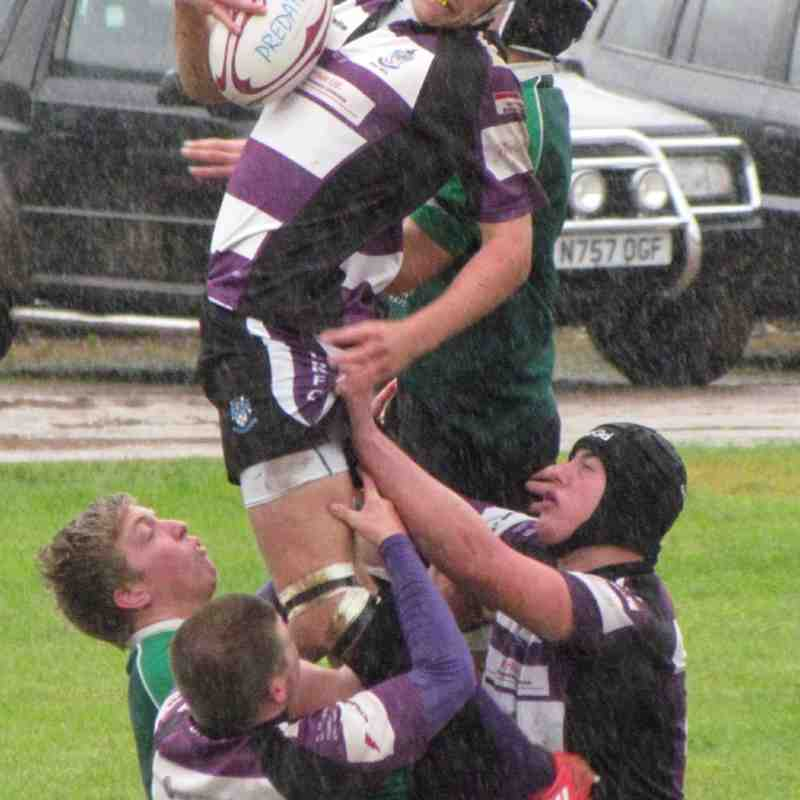 Under 16's vs Newquay Hornets