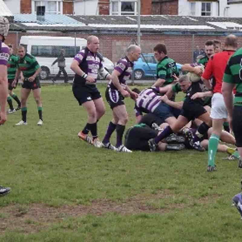 Nomads vs Withies