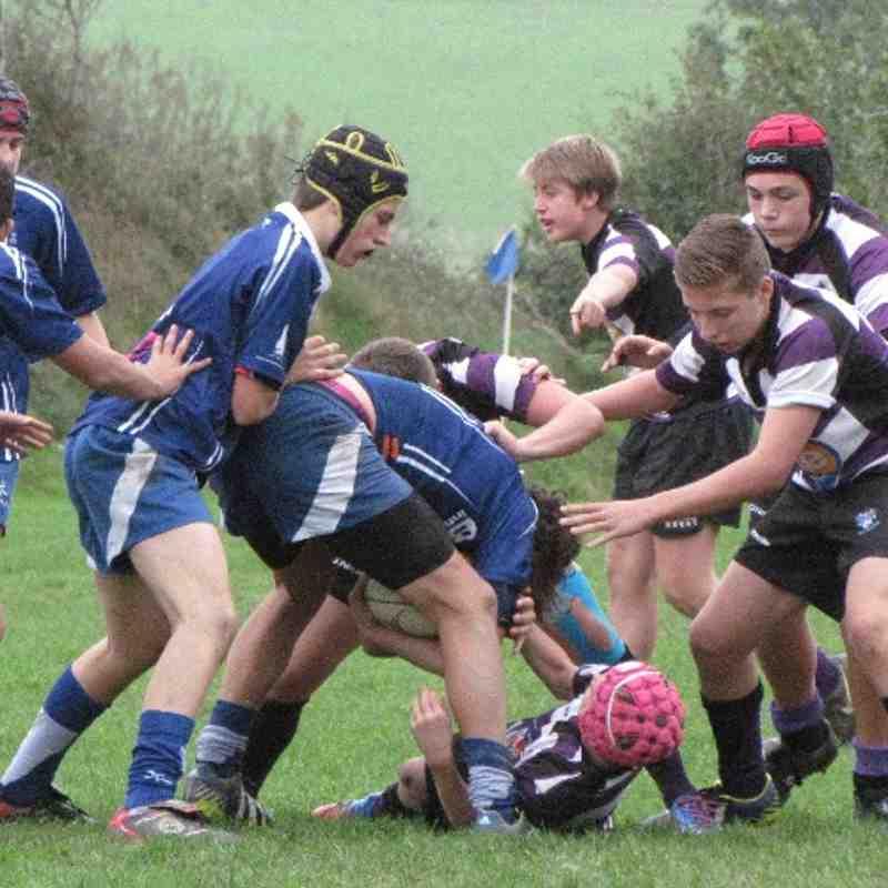 U14's vs Kingsbridge