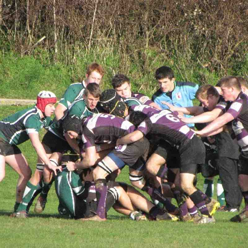 Colts vs Sidmouth