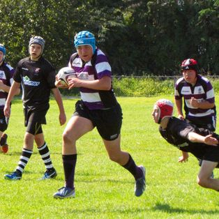 Exmouth U16s 38 - 0 Launceston