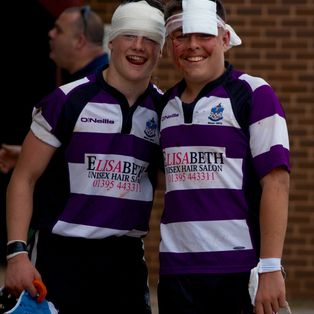 Under 16s (Boys) v Sidmouth