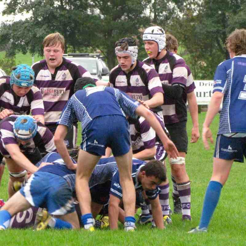 U16's vs Kingsbridge