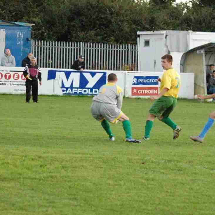 LLANGOED & DISTRICT TAKE THE POINTS