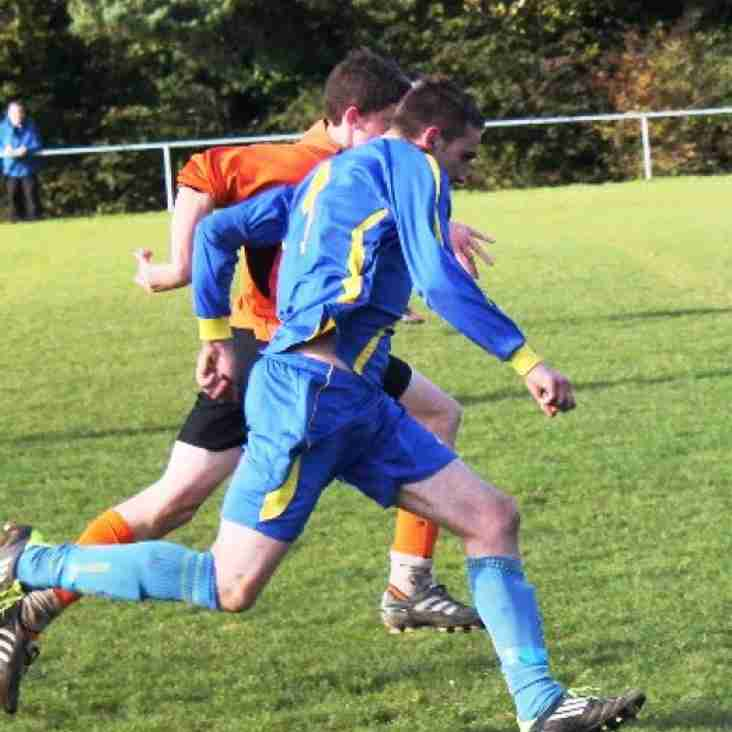 27/10/12 -TOP SCORER HOTS UP BUT TOM TAYLOR