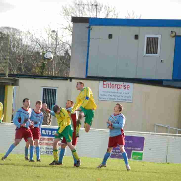 GARETH ROBERTS HITS FOUR FOR PENTRAETH