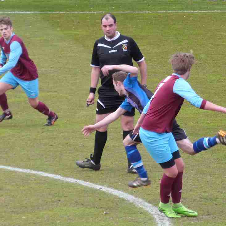 LLANFAIRPWLL MAKE JUNIOR CUP FINAL