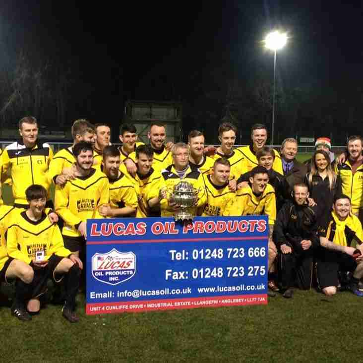 LLANGOED LIFT LUCAS OIL DARGIE CUP