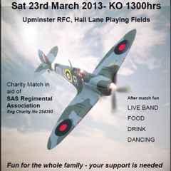 Spitfires v London Irish B's - Sat 23rd March 2013