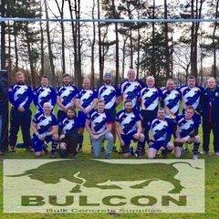 2nd XV v Congleton 14.01.2017