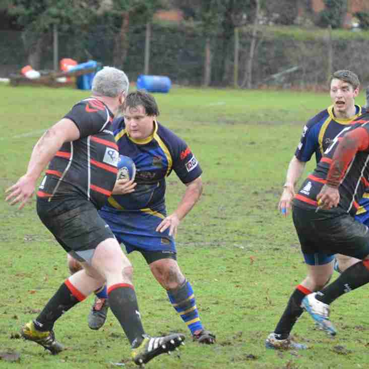 Chapel Maintain Pressure On The Leaders