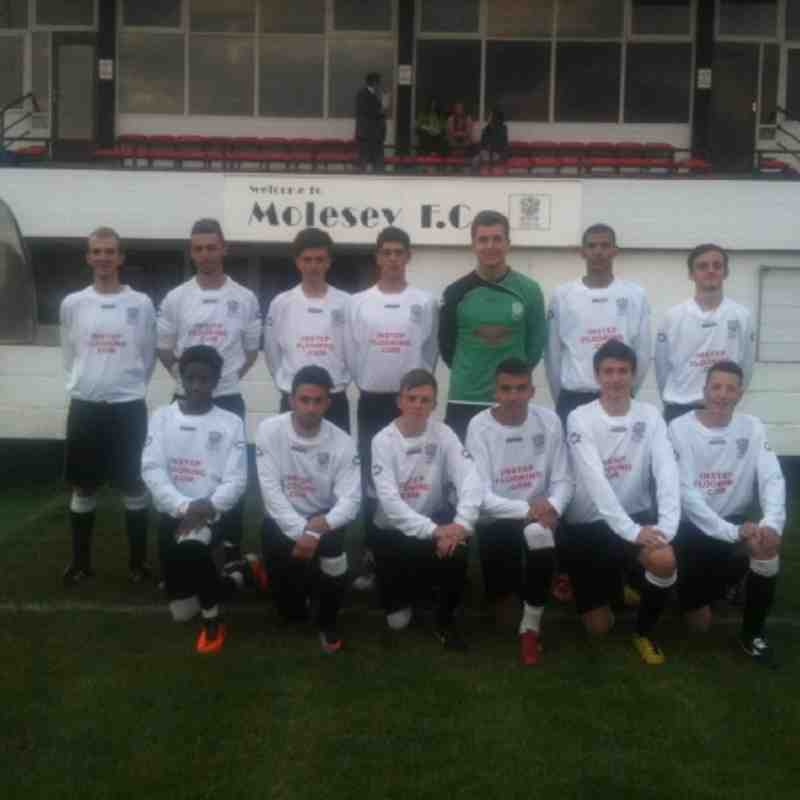 Molesey FC Youth season 2011/12  (Photos issued with the permission and courtesy of Katie Teague)