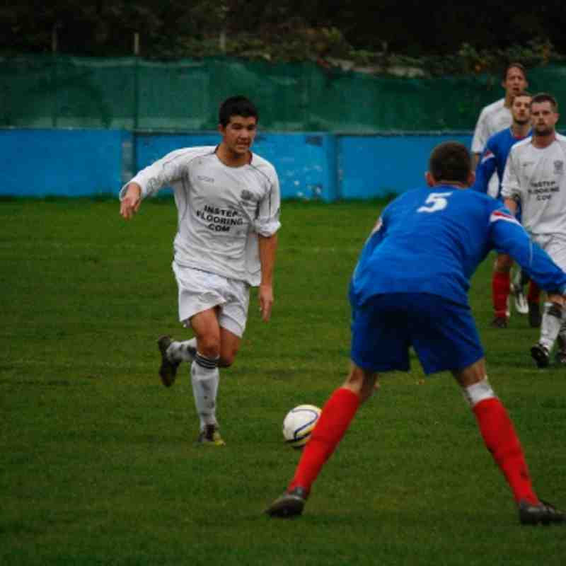 Raynes Park Vale 1-6 Molesey