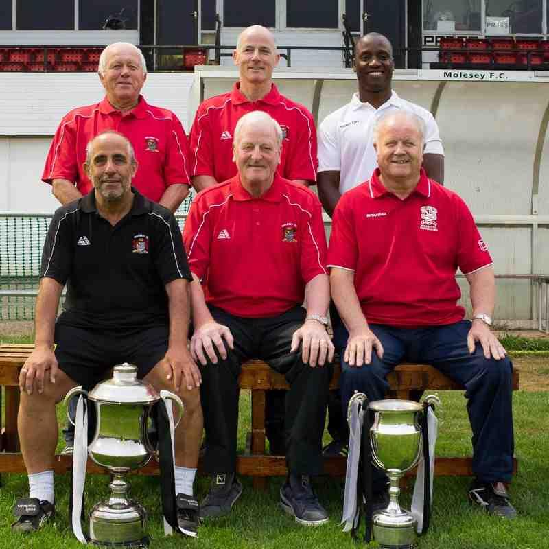 Molesey FC 2015-16 - photos by John Wells