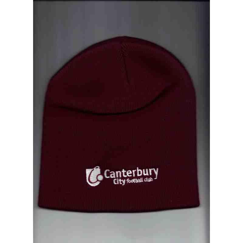 Canterbury City Beanie