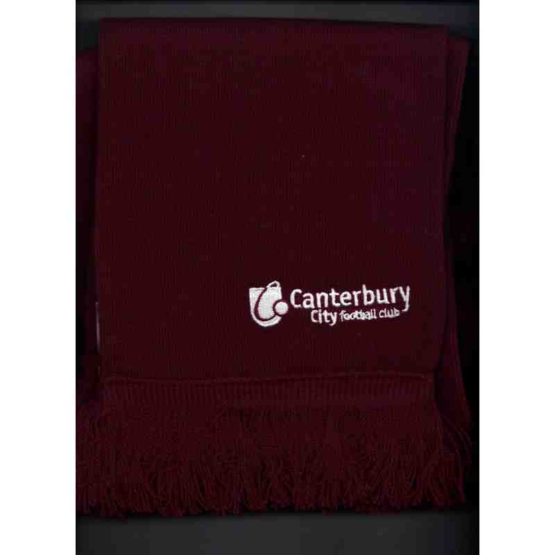 Canterbury City Scarf