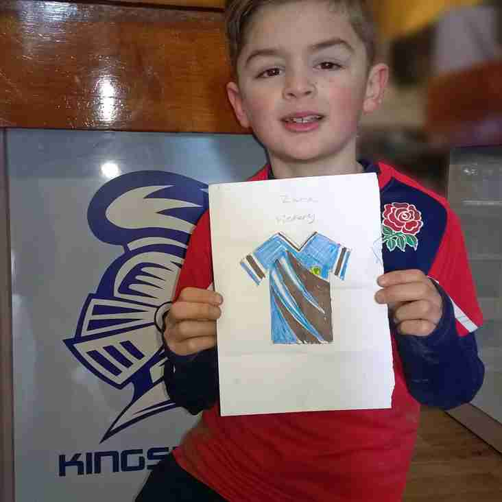 Knights Tour Clothing Update!