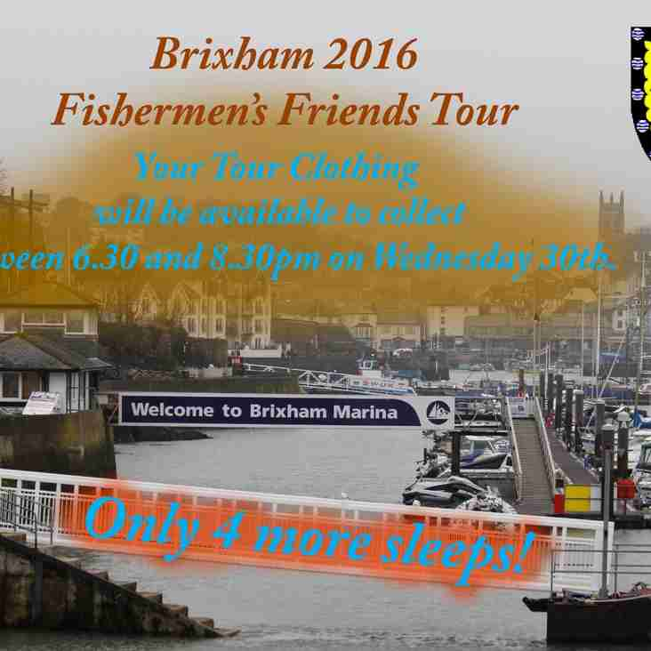Tour Clothing!