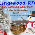 Kingswood RFC Christmas Market
