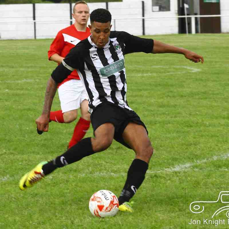 Retford United 4-2 Westella & Willerby (16/07/2016) PSF