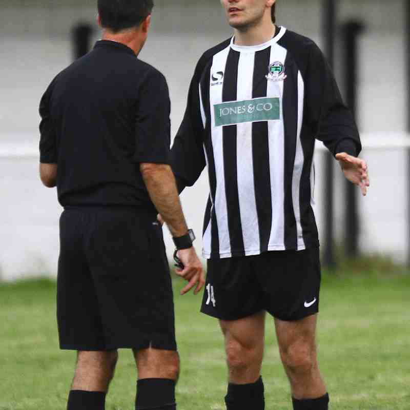 Retford United 2-3 Rossington Main (26/07/2016) PSF