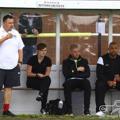 Retford United 0-7 Hallam FC (30/07/2016) PSF