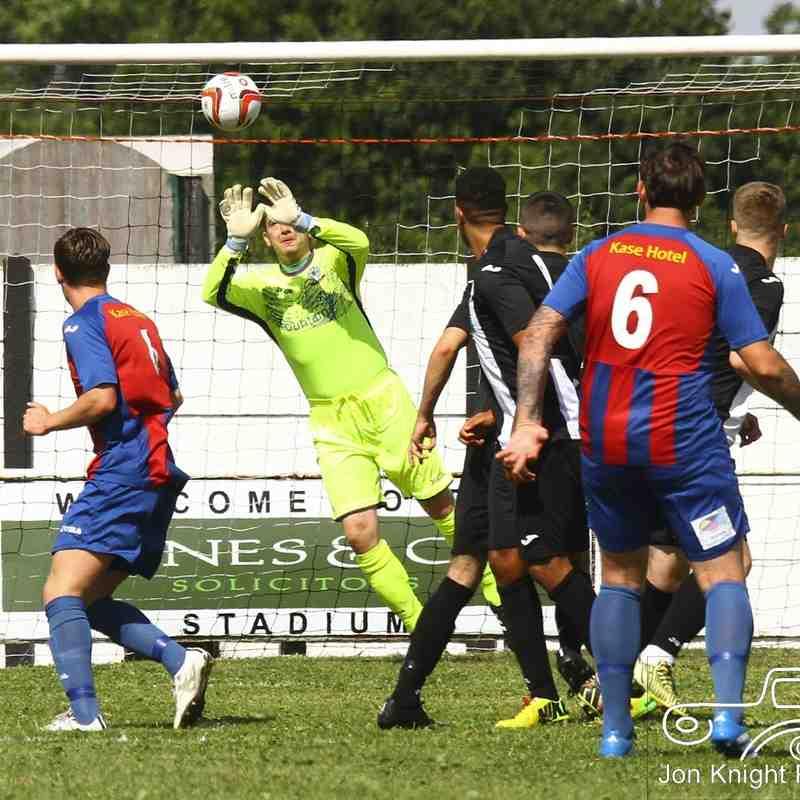 Retford United 1-1 Leicester Road (06/08/2016) FACEP