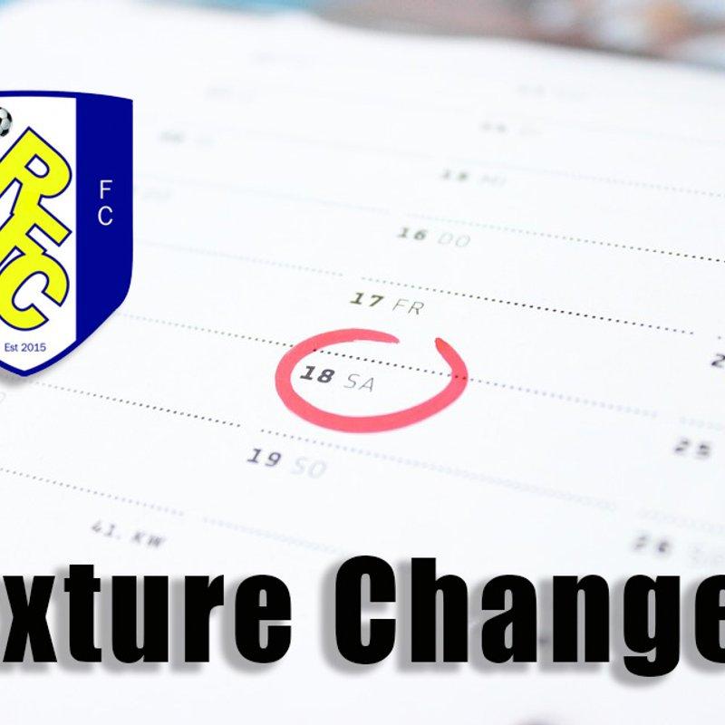 Fixture Amendments...*UPDATED*