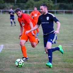Retford FC 0-1 Staveley MW - Pre Season - 090718